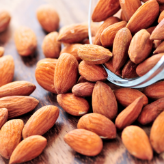 About Almonds nuts
